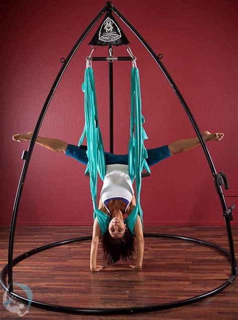 The Works - The Ultimate Aerial Yoga Bundle | Yoga Swings
