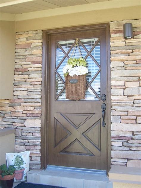 Country Style Front Doors  Home Design