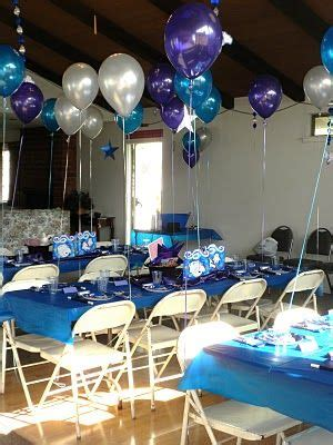 blue and silver theme blue and silver decorations decoratingspecial