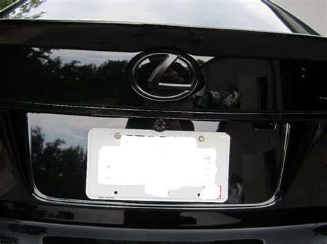 degree  difficulty installing rx lcd rear view mirror