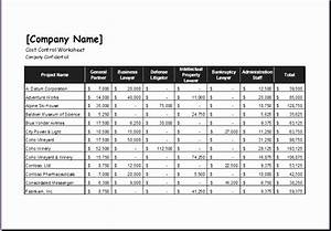 Monthly Expense Excel Template 8 18 Period Budget Template Excel Templates Excel