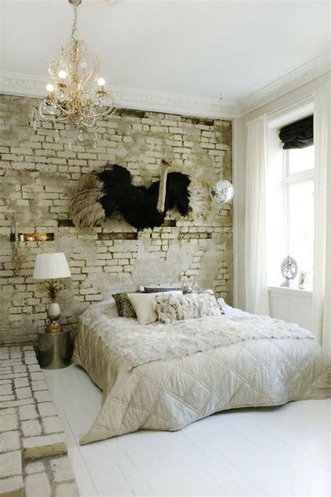 brick wall bedroom 65 impressive bedrooms with brick walls digsdigs
