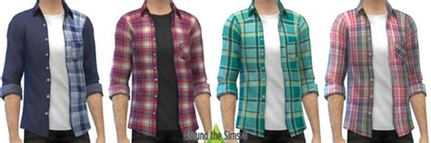 Shirts For Males By Sandy At Around The Sims 4 Sims 4 Iphone Wallpapers Free Beautiful  HD Wallpapers, Images Over 1000+ [getprihce.gq]