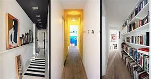 decoration couloir long et etroit 11 astuces efficaces With decorer un couloir etroit