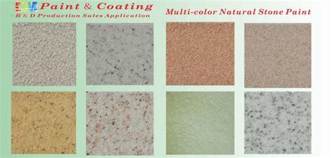 water based spray paint granite texture paint in building