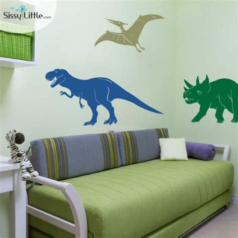 dinosaur wall decals  kids dinosaurs pictures  facts