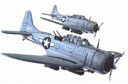 Sbd Dauntless Douglas Aircraft Plane Wwii Dive