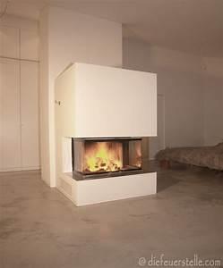 Kaminofen Ventilator Selber Bauen : kamin 3 seiten verglast klimaanlage und heizung zu hause ~ Lizthompson.info Haus und Dekorationen