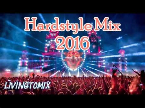 Hardstyle Mix 2016  Euphoric & Reverse Bass By