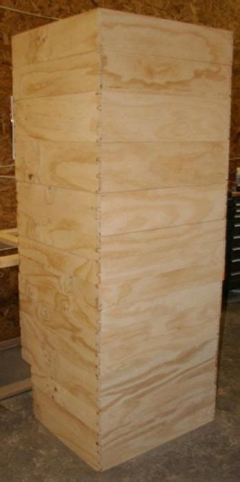kitchen cabinets from plywood workshop cabinet by kirk lumberjocks woodworking 9113