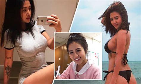 Instagram Sensation Sexy Nurse Carina Linn In Sultry Snaps