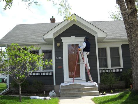 exterior house color schemes gray roof how to choose