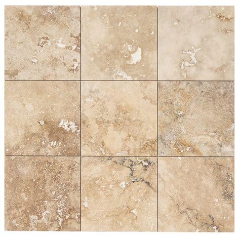 izmir travertine tile honed and filled chiaro rustic