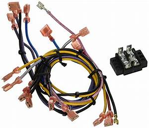 Hayward Haxwha0001 Millivolt Wiring Harness Replacement