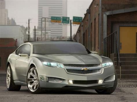 2019 Chevrolet Impala Price Concept  Car Bling