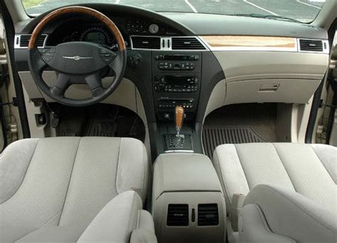 buy car manuals 2005 chrysler pacifica interior lighting sell used 2005 chrysler pacifica limited sport utility 4 door 3 5l in bradford rhode island