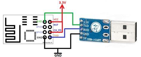 Club Car D Wiring Diagram by Tutorial Esp8266 Primeiros Passos Esp12 Ide Ardu 237 No