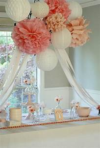 Delightful, Endeavors, Victorian, Shabby, Chic, Baby, Shower