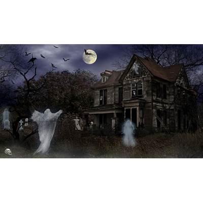 Halloween Haunted Mortuary by Frankief on DeviantArt
