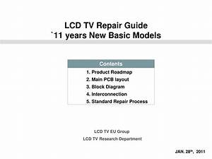 Lg Ld01u 47lw4500  47lw450 Led Lcd Tv Repair By Felipe