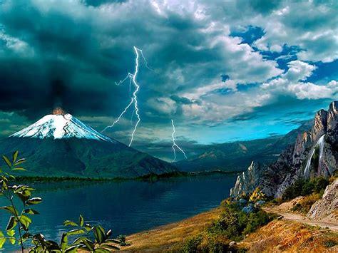 Vulkāni - Spoki - bildes 3