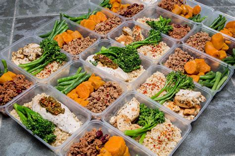 meal prep how to food prep like a pro fitness magazine