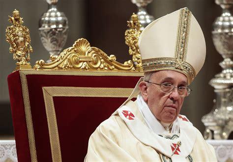 cardinal rules  pope francis choose rebellious