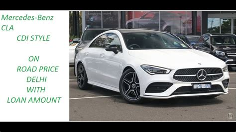 Car prices in india based on brand. Mercedes-Benz CLA 200 CDI Style Price in India - Features all new| 2020 on road price Delhi ...