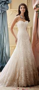 Sophia tolli brought so many beautiful pieces to our for Top wedding dresses