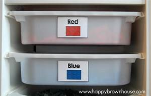 Printable Lego Storage Labels  U0026 100  Ways To Learn With