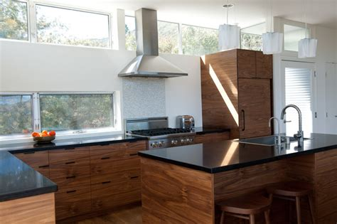 kitchen cabinets door walnut ikea kitchen contemporary kitchen los angeles 2976