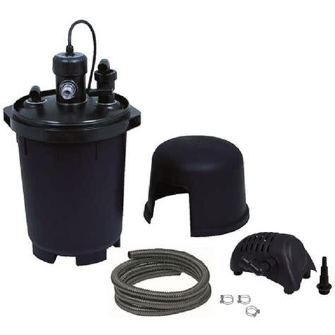 systeme de filtration pour bassin exterieur syst 232 me de filtration pour bassin biopressure 7000 plusset ubbink