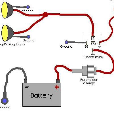 how to rewire a l with a rotary switch fc rx7 headlight wiring diagram somurich