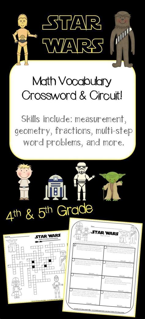 May 4th is Star Wars Celebration Day! These math ...