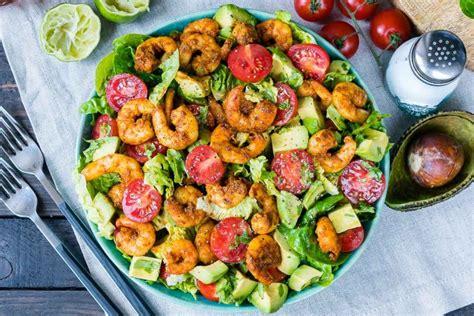 Shrimp Avocado Taco Salad Try This Immediately