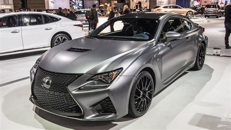 The 2019 Lexus Rc F Performance And New Engine Review