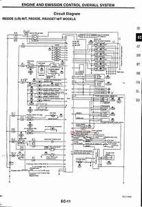 R34 Gtt Tachometer Drive Signal Electric Problem