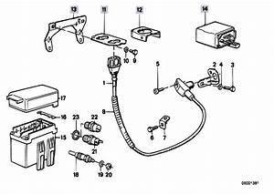 Original Parts For E30 324d M21 4 Doors    Engine
