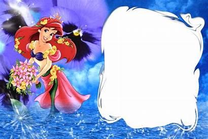 Sirenita Disney Marco Marcos Ariel Princess Frame