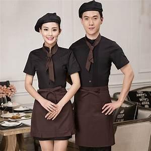 Restaurant Uniform For Waiter And Waitress - Buy ...