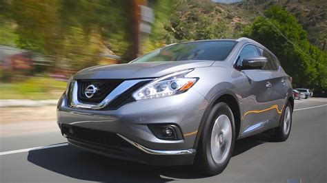 2016 Nissan Murano Reviews by 2016 Nissan Murano Review And Road Test