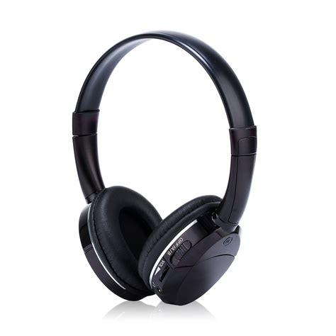 casque bluetooth tv interesting gogroove wireless dual headset bluetooth tv connection kit with