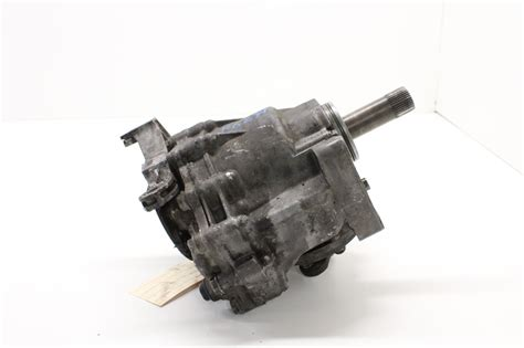 2000 2001 2002 Audi Tt Rear Differential Carrier Assembly