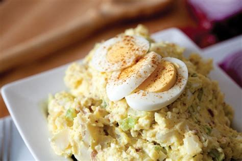 deviled egg potato salad recipe deviled egg potato salad