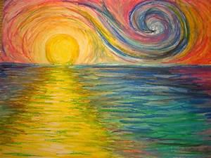 Oil Pastel Drawings On Pinterest Oil Pastel Art Oil