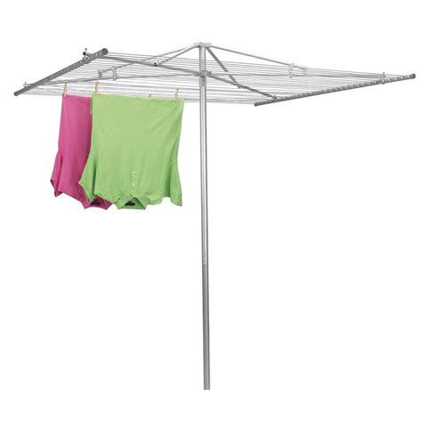 outdoor ls home depot household essentials steel outdoor parallel laundry dryer