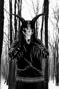 goat head, bullet belt,spikes,satanic | Black ♆ Nightbreed ...