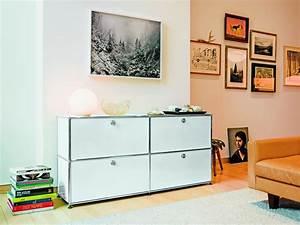 Usm Haller Sideboard Weiß : usm haller systemm bel mit schneller lieferzeit ~ Orissabook.com Haus und Dekorationen