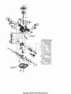 Troy Bilt Tb 2350 13aaa1kq066  2017  Parts Diagram For