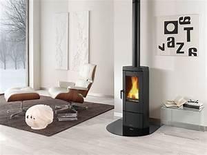 Kaminöfen Kleine Räume : kaminofen thorpe 3 nordic fire ~ Markanthonyermac.com Haus und Dekorationen